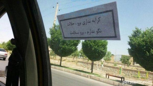 راننده تاکسی قزوین