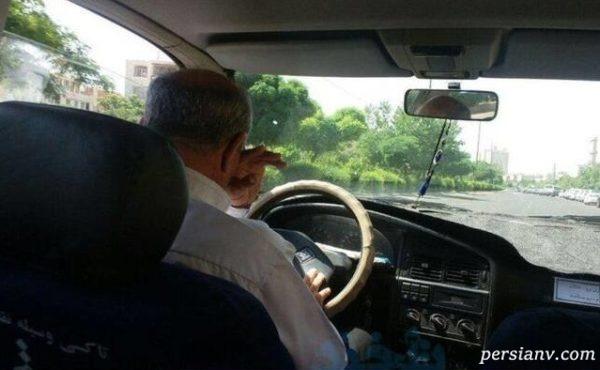 معرفت عجیب راننده تاکسی قزوین