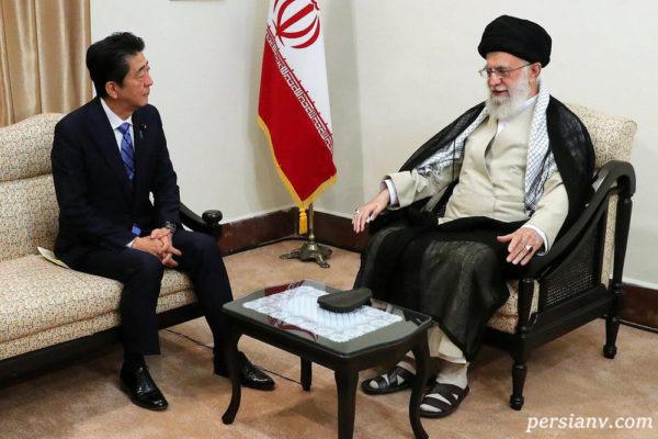 نخست وزیر ژاپن در ایران