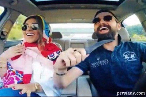 واکنش ها به ویدیو جنجالی محسن افشانی و همسرش با سلاح سرد و گرم!!