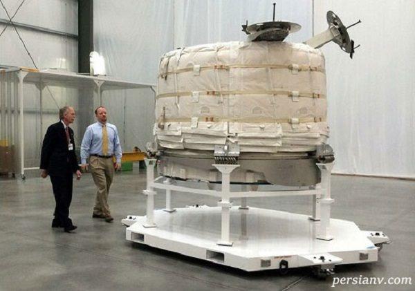 هتل فضایی به زودی در مدار برای پذیرایی از ثروتمندان قرار میگیرد +عکس
