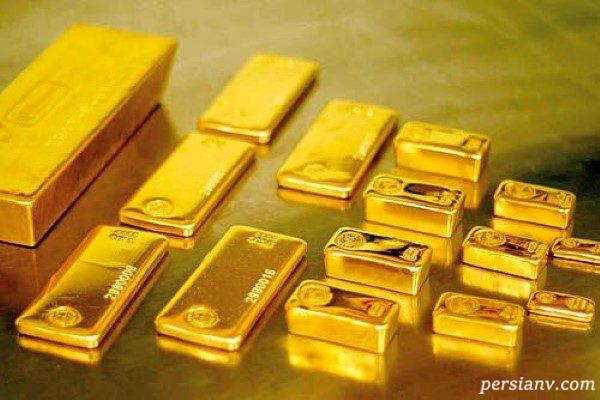 کاهش نرخ طلا