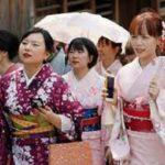 خشم عجیب ژاپنی ها به کیمونو کیم کارداشیان