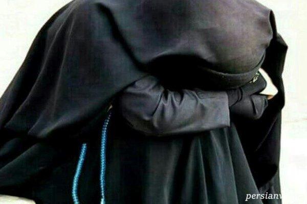 ناگفتههای همسر مدافع حرم از تکه تکه شدن همسرش به دست داعش!+ تصاویر