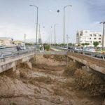 تصاویری از خسارات سیل در سمنان و سرخه