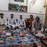 رقص و مراسم خاص عید فطر در اهواز !+ تصاویر