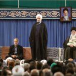 دیدار عیدانه مسئولان نظام با رهبر معظم انقلاب + تصاویر