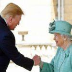حواشی دیدار ترامپ و ملکه الیزابت | ترامپ: با ملکه ذاتا صمیمی هستم!