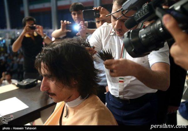 آرایشگر حرفه ای