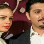 تبریک تولد احسان خواجه امیری خواننده ایرانی به همسرش لیلا!