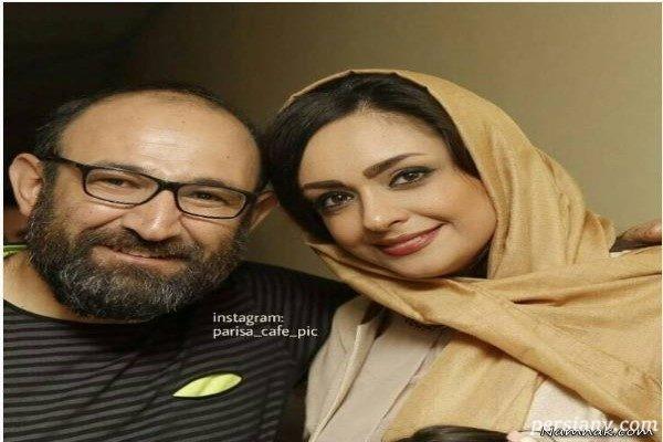 ماجرای ازدواج هدایت هاشمی با همسر دومش مهشید ناصری!