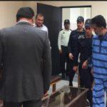 حکم اعدام قاتل امام جمعه کازرون در ملا عام