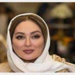شباهت لباس عجیب الهام حمیدی در جشن حافظ با خواننده خارجی سوژه شد!!