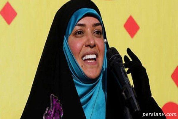 الهام چرخنده بازیگر ایرانی