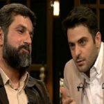 درگیری لفظی علی ضیا و استاندار خوزستان در برنامه تلویزیونی فرمول یک!