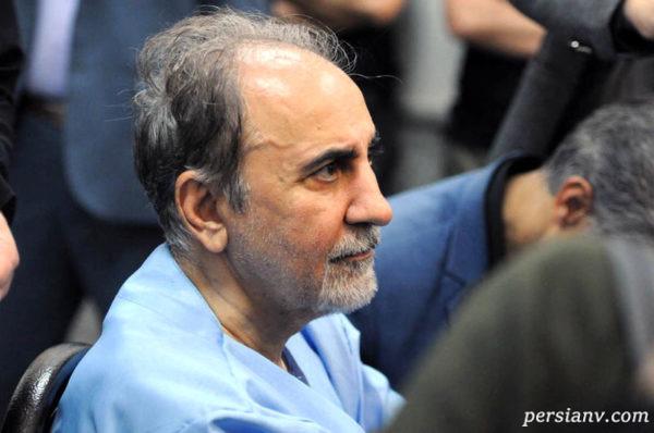 تجزیه و تحلیل رفتارهای خونسرد محمدعلی نجفی در دادگاه !