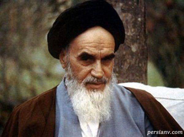 ترک سیگار امام خمینی