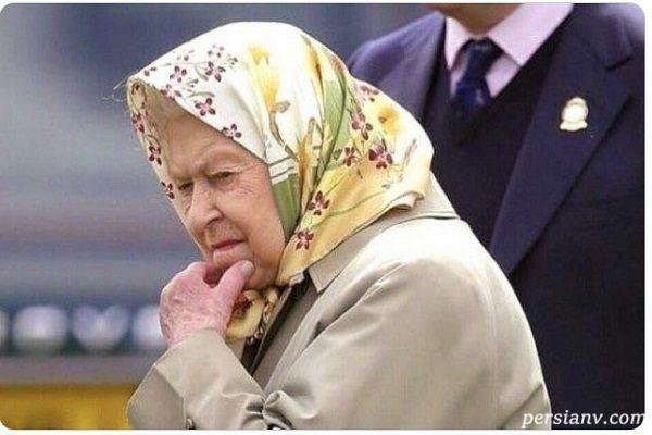 #تنبیه_ملکه | واکنش جالب کاربران به توقیف نفتکش انگلیسی در خلیج فارس!