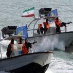 توقیف کشتی خارجی حامل سوخت قاچاق توسط سپاه در خلیج فارس