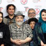 مراسم فرش قرمز جشنواره فیلم سینماتورز در کیش با حضور سلبریتی ها!