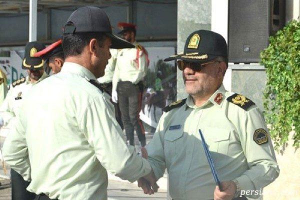 حادثه پارک پلیس تهرانپارس