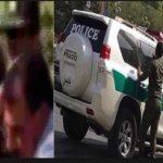 تقدیر رئیس پلیس پایتخت از مامور حادثه پارک پلیس تهرانپارس!
