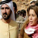 حاکم دوبی و همسرش شاهزاده هیا در اولین جلسه دادگاه!