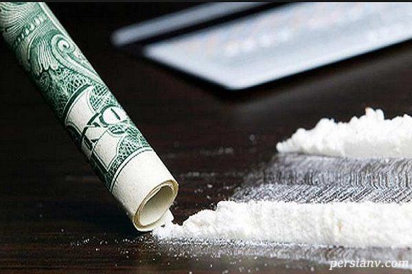 شگرد عجیب مسافر قاچاقچی هواپیما برای حمل مواد مخدر کوکائین!!
