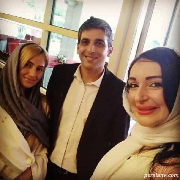 حمید گودرزی در جشن حافظ
