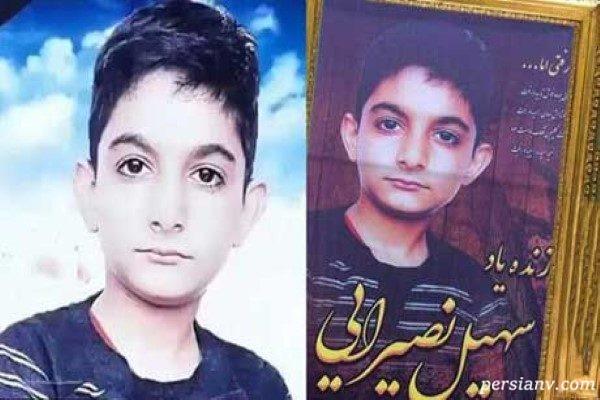 خودکشی پسر ۱۲ ساله