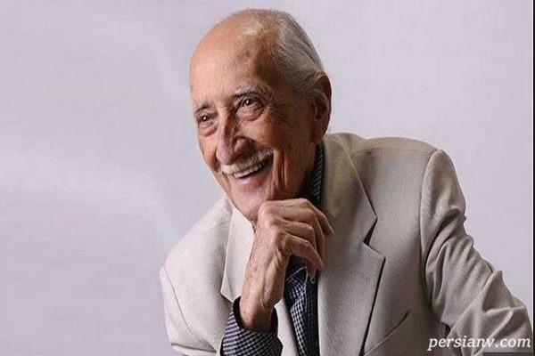 داریوش اسدزاده بازیگر ایرانی