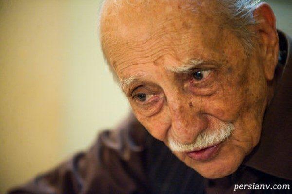 داریوش اسدزاده بازیگر ایرانی : کاش بچههایم را میدیدم!