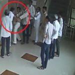 درگیری پزشک با همراه بیمار در بیمارستان جنجالی شد!!