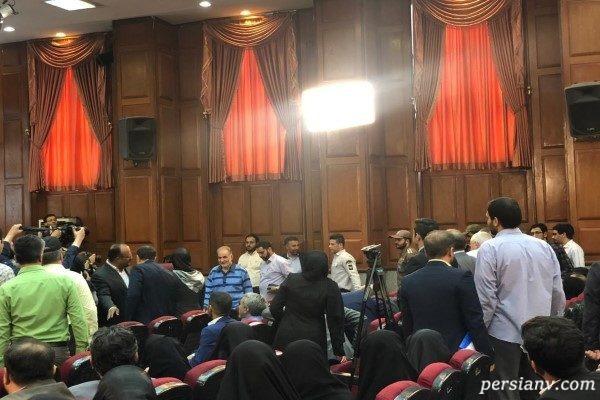 دومین دادگاه محمدعلی نجفی