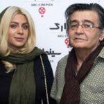 رضا رویگری با همسرش تارا کریمی بعد از ۱۰ سال روی صحنه!