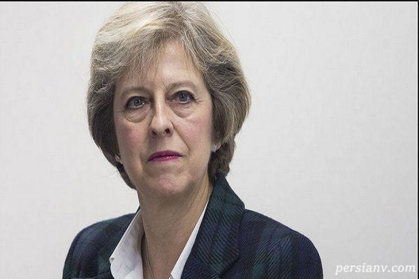 رقص نخست وزیر انگلیس (خانم ترزا می) در یک کنسرت!!