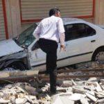 ویدیوی هولناک از لحظه وقوع زلزله ایذه خوزستان به بزرگی ۵٫۷ ریشتری