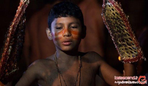 سنت های عجیب دنیا برای تبدیل پسر بچه ها به مرد