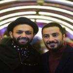 اولین عکس منتشر شده از صابر ابر و نوید محمدزاده در سریال قورباغه