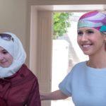 عکسهای جدید اسما اسد یک سال پس از ابتلا به سرطان سینه!!