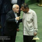 عکس جنجالی نماینده مجلس و واکنش جالب علی ضیا به آن!!