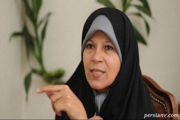 واکنش فائزه هاشمی به ولنگار خطاب کردن زنان توسط علم الهدی!