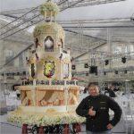 کیک پزی فوق العاده جذاب قهرمان بوکس روس