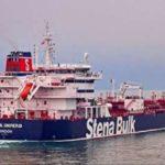 لحظه توقیف نفتکش انگلیسی توسط نیروی دریایی سپاه ایران