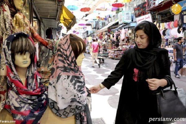 محصولات آمریکایی در ایران