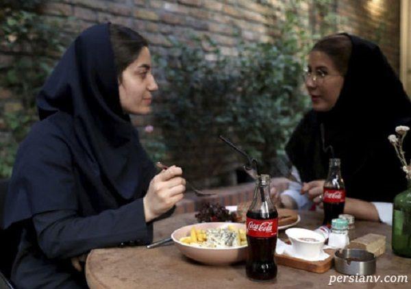 گزارشی ویژه از محصولات آمریکایی در ایران با چاشنی حجاب زنانه در قاب تصویر