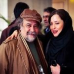 محمدرضا شریفی نیا و آزیتا حاجیان در کنار دخترشان در مراسم اکران!