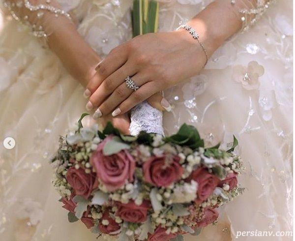 عروسی کیمیا علیزاده