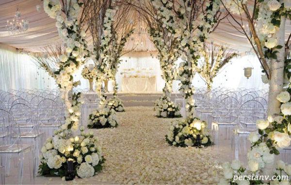 مراسم های عروسی
