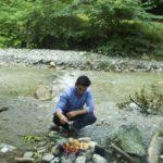 تفریح تابستانه خانواده ها در مناطق گردشگری گلستان